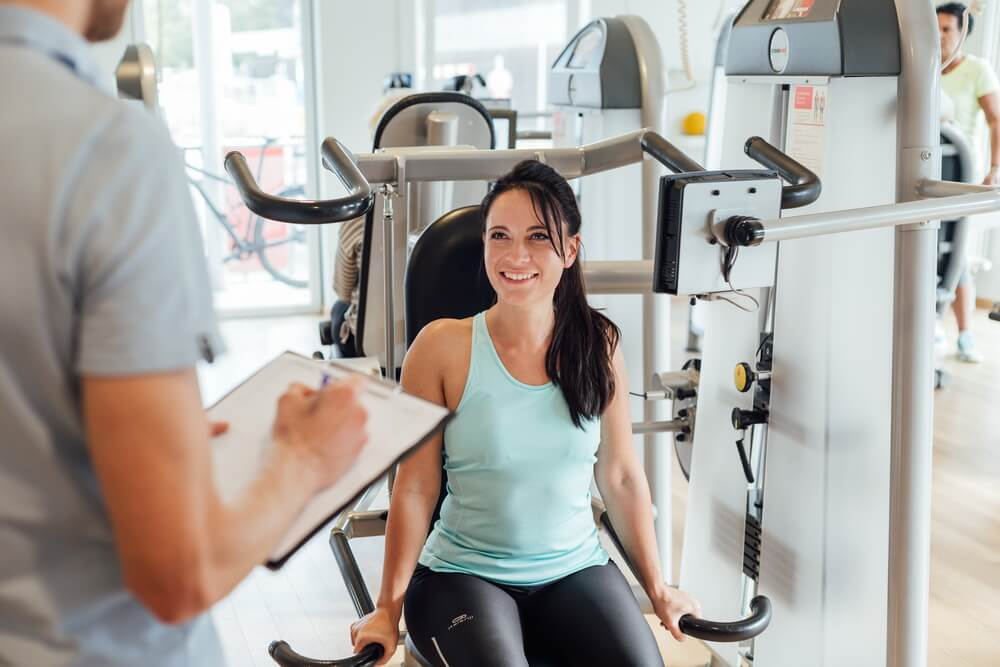 ARZ Fitness Personal Trainer