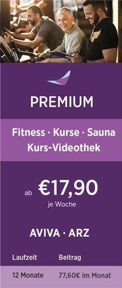 Preistabelle Premium 08-21