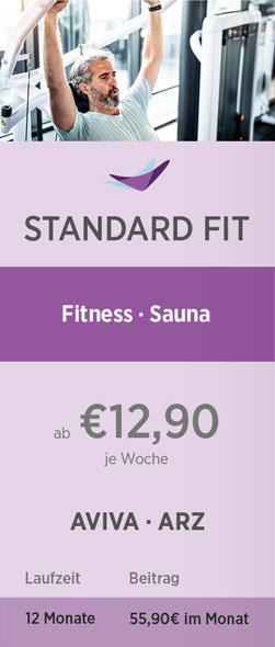 Preistabelle Standard Fit 08-21